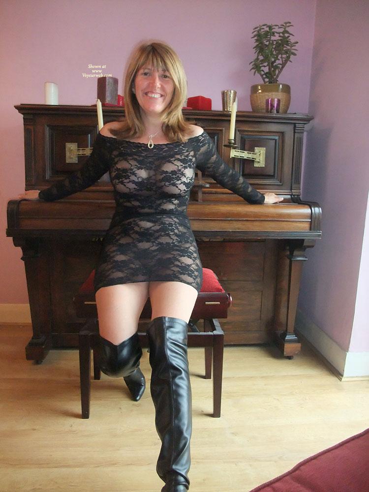 Pic #1 - Piano Lesson , Time For A Piano Lesson....