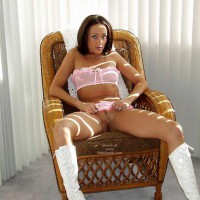 Michelle - Showing Pink