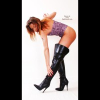 Susy Rocks...My New Boots