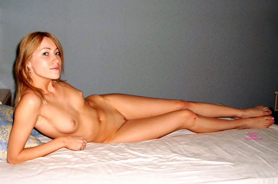 Pic #1 - Nude Slim Amateur Girl With Long Legs - Long Legs, Perky Tits, Shaved Pussy, Small Tits, Bald Pussy, Nude Amateur , Bright Pink Painted Toenails, Pink Toenails, Perfect Tits, Pretty Feet
