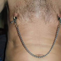 Nipple Clamps And Dick