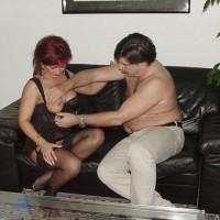 Lady E Having Livingroom Sex