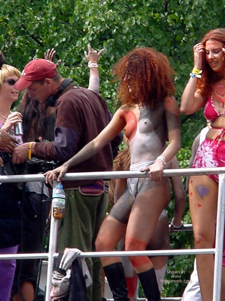 Pic #3 - Loveparade 2000