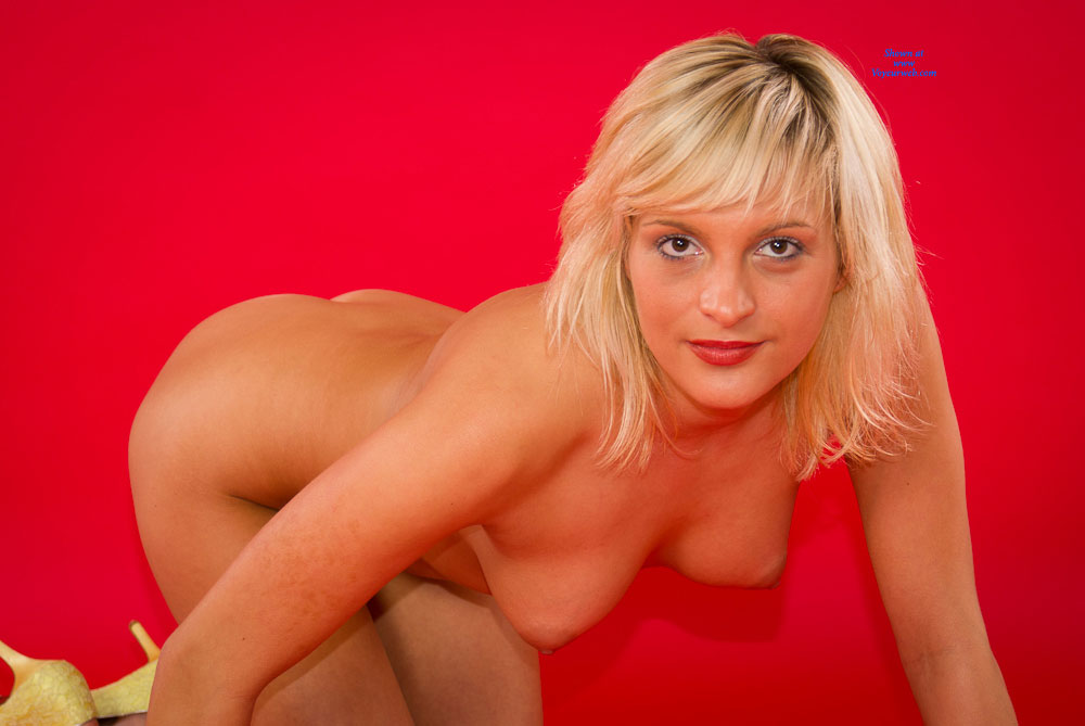 Pic #1 - Red Wall , My First Shooting In A Studio. Some Pictures For My Boyfriend. How Do You Think About?