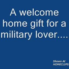 Not So Xxx A Welcome Home Gift For A Military Lover