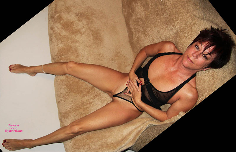 Pic #1 - Sexy 51 , Ventured Over To Red Clouds After Such Great Feedback On Voyeurweb And Decided Since We Have Been Taking A Lot Of New Pics, Would Post Again Here. My Wife Is 51 And A Very Willing Model For All Of The Voyeurweb And Having Fun Being Sexy For Her Favorite Photographer....ME! And Of Course Her New Friends At This Site.....