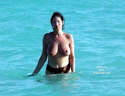 Pic #8 - Kate on the beach