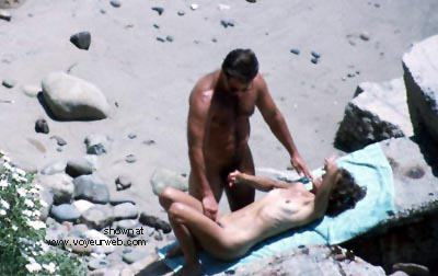 Pic #2 - Sex at the Beach