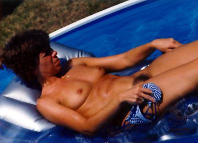 Pic #1 - More Sunbather Wife