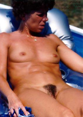 Pic #2 - More Sunbather Wife