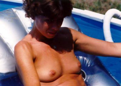Pic #5 - More Sunbather Wife