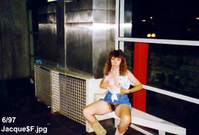 Pic #7 - Jacque flashing