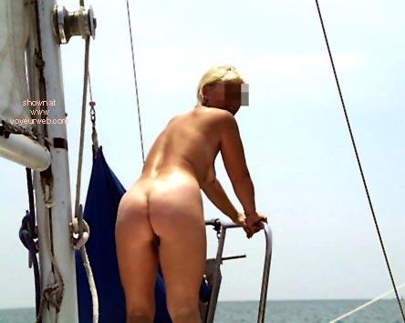 Pic #5 - Sailing