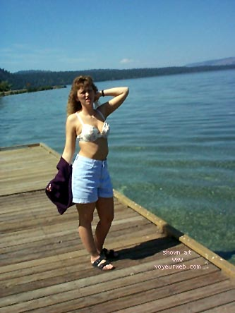 Pic #3 - Nautya Nude in Public 1