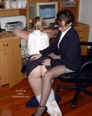 Pic #7 - Playing School Girls