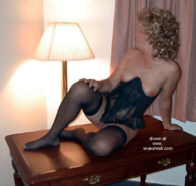 Pic #3 - Tiffany in Black
