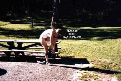 Pic #2 - Naked Fun in a Park