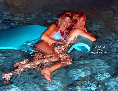 Pic #5 - Lora      & Phoebe Get Wet