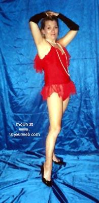 Pic #1 - Jen In Red