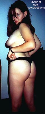 Pic #6 - Lisa's Bra and Panty Shots