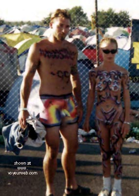 Pic #1 - The Breast of Woodstock 99