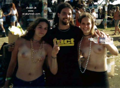 Pic #4 - The Breast of Woodstock 99