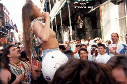 Pic #1 - Mardi Gras 80's