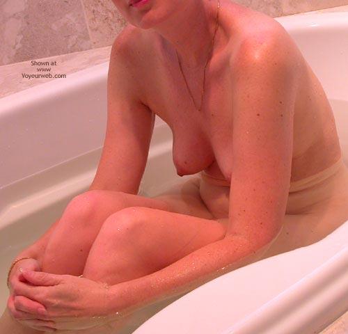 Pic #1 - Clarissa In The Tub 3