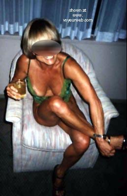 Pic #10 - My wife Tess 3