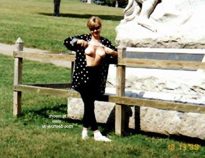 Pic #3 - My wife Lori