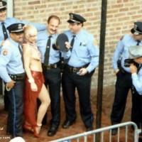 Cops love Mardi Gras too!!