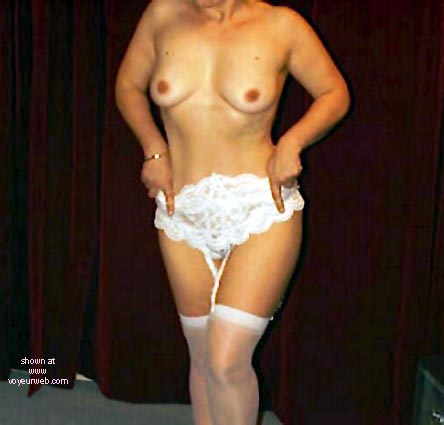 Pic #2 - White Teddy Strip