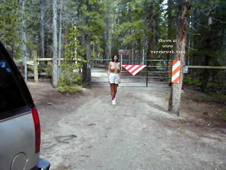 Pic #4 - Kate at the Gates