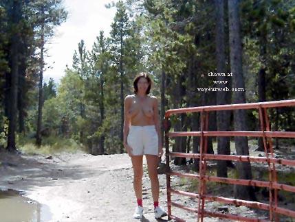 Pic #5 - Kate at the Gates