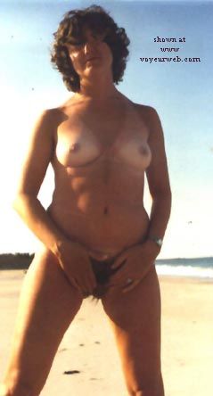 Pic #4 - Barb On FL Beach