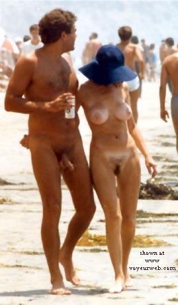 Pic #1 - Black's Beach July 4, 1985