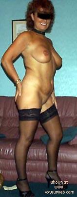 Pic #2 - 44 Year Old Gran