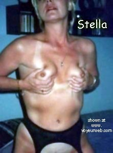 Pic #7 - Stella's First Post