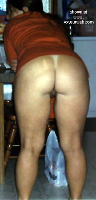 Pic #2 - TS's Butt