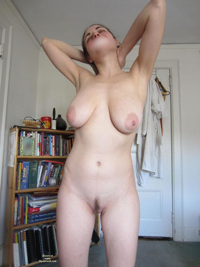 Pic #8 - Nude Amateur:Hefty Boobs - Nude Amateurs