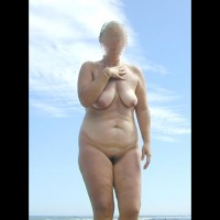 Wife On Naturist Beach