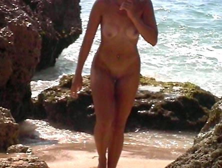 Pic #1 - ToniNude!Beach