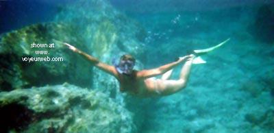 Pic #2 - Snorkling Bay Columbier, St. Barts