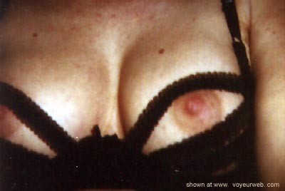 Pic #2 - The Nipples of Mrs. F