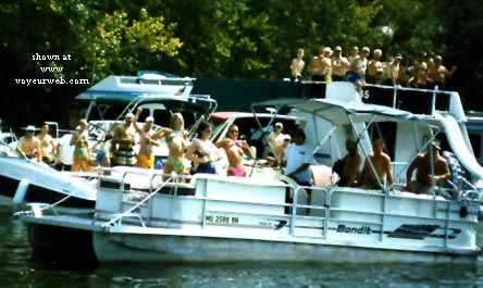 Pic #6 - Sign Man's Party Cove II