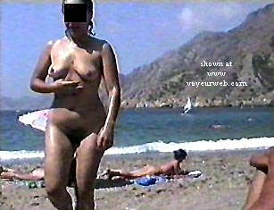 Pic #2 - My Nudist Girlfriend 2
