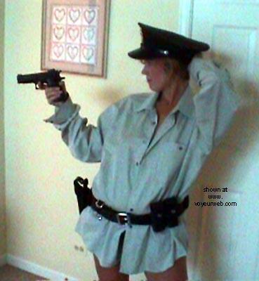 Pic #4 - Sexy Deputy