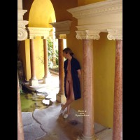 Tina In Rothschild' Villa Ii