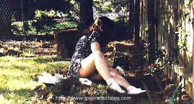 Pic #4 - She never wears Panties
