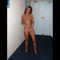 Wife Photos: Naked In Hotel Floor